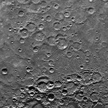 Big Impact Craters scar the surface of Mercury.